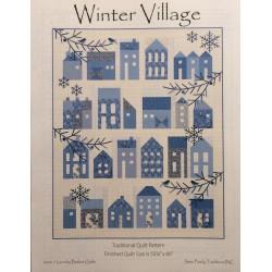 Winter Village - Edyta Sitar