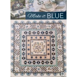 Livre Make it Blue par The...