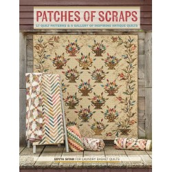 Patches of scrap par Edyta...