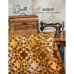 Quilts for all seasons par...