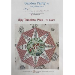 Garden Party iSpy Template...