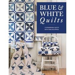 Blue & White Quilts par...