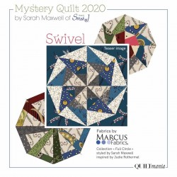 QUILT MYSTERE 2020...