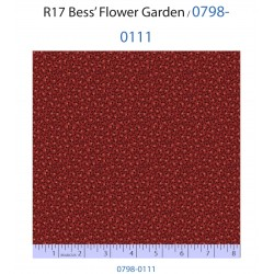 Bess' Flower Garden 0798 0111