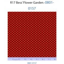 Bess' Flower Garden 0801 157
