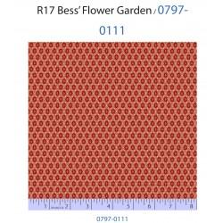 Bess' Flower Garden 0797 0111
