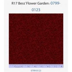 Bess' Flower Garden 0799 0123