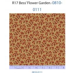 Bess' Flower Garden 0810 0111