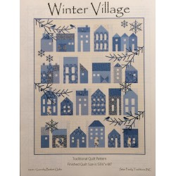 Winter Village - Edyta Sitar