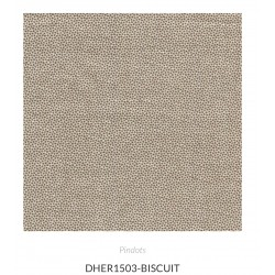 Pin Dot DHER 1503 Biscuit