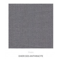 Pin Dot DHER 1503 Anthracite