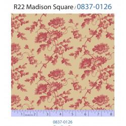 Madison Square 0837-0126
