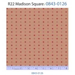 Madison Square 0843-0126