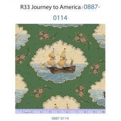 Journey to America 0887-0114