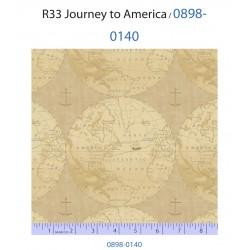 Journey to America 0898-0140
