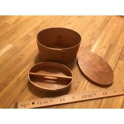Shaker boxes : boite ovale...