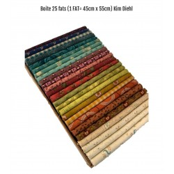 Bundle De 25 Fat Quarters...