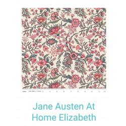 Jane Austen At home Elizabeth