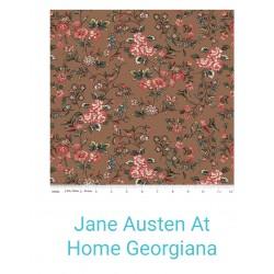 Jane Austen At home Georgiana