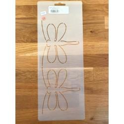 """EL46 4"""" (10cm) Dragonfly..."""