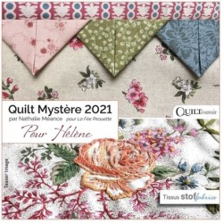 QUILT MYSTERE 2021...