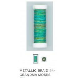 Sue Spargo Metallic Braid 4...