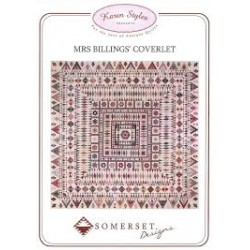 MRS BILLINGS' COVERBELT +...