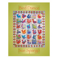 Livre Bird dance par Sue...