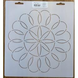 """BC142 9"""" (23cm) Flower Circle"""