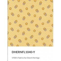 1930's Fabrics DHERNFL 1040-Y