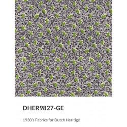 1930's Fabrics DHER 9827-GE
