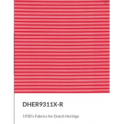 1930's Fabrics DHER 9311X-R