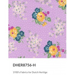 1930's Fabrics DHER 8756-H