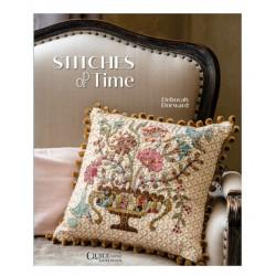 Livre stitches of Time par...